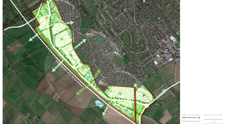 1,400 homes proposed for Aylesbury