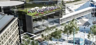 Convention centre will have national significance