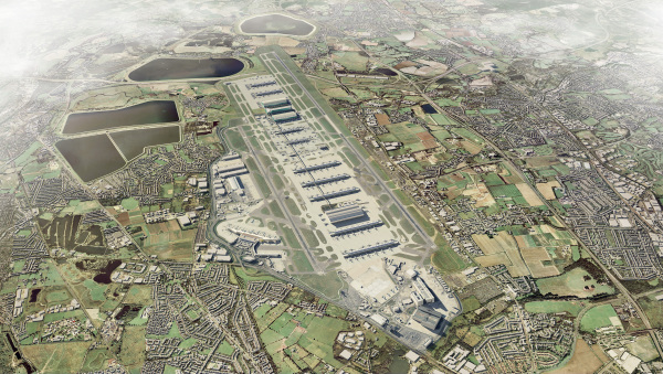 ITC report says technology will help fix Heathrow challenges
