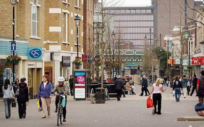 BID plan  to boost Staines