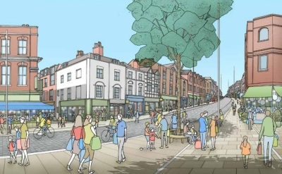 Guildford masterplan agreed by council