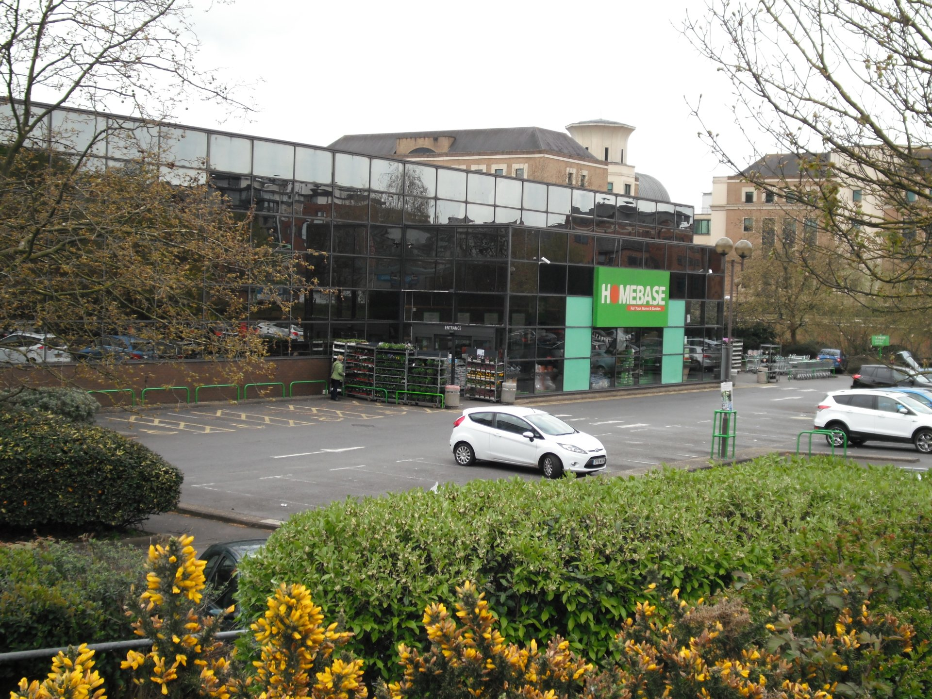 Reading's Toys R Us and Homebase could be lost for 800 flats