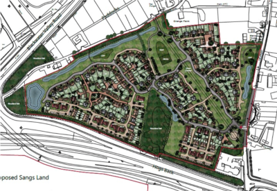Gleeson plans for 254 homes thrown out