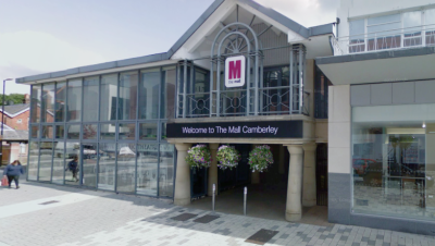 The Mall, Camberley bought by council for £86m