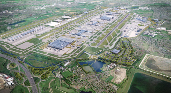 Council welcomes Heathrow consultation