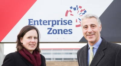 Silverstone Park becomes an Enterprise Zone