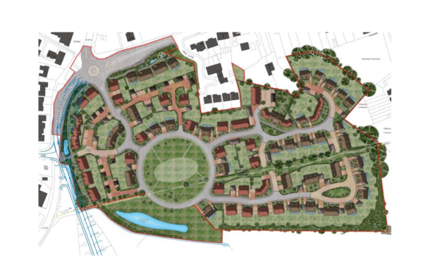 Copperwood plans 154 homes at Ash