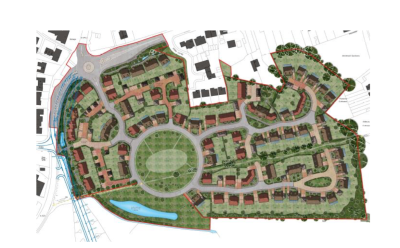 Approval for 154 homes at Ash