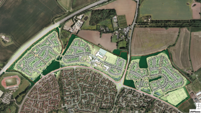 950 homes approved for Oxfordshire