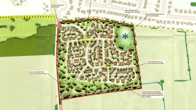 Two schemes, 209 homes and 502 objections