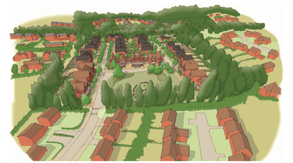 Plan for 81 homes at former Sunninghill gasworks