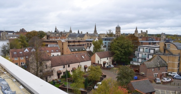 Oxford 2050 Vision launched