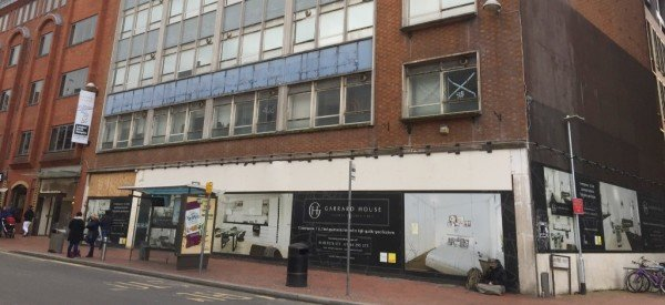 High rise hotel planned for Reading town centre