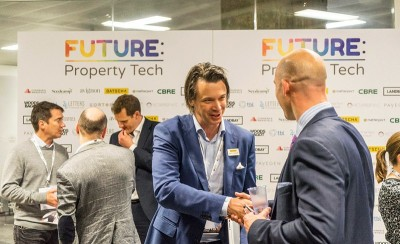 Future PropTech teams up with UKPF