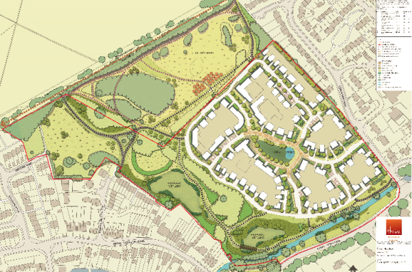Extra conditions for 150 home development at Wooburn Green