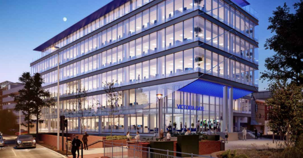 McLaren Group takes 65,000 sq ft Victoria Gate