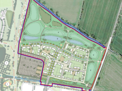 150 more homes for north east Didcot