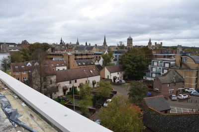 Oxford moves towards zero emissions in city centre
