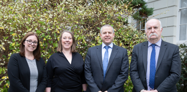 Four new partners at HCR