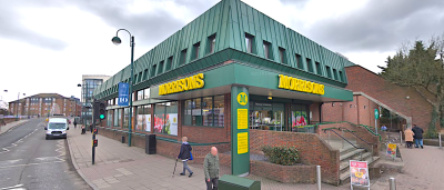 Plan to replace supermarket - with flats and a supermarket