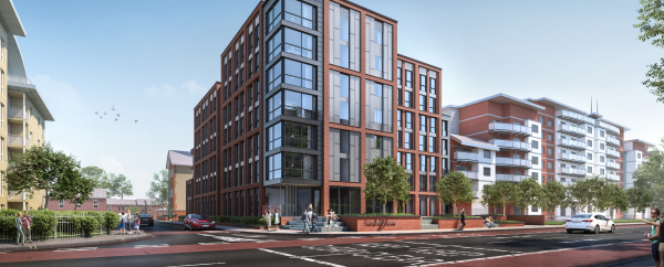Jansons submits plans for 182 student rooms