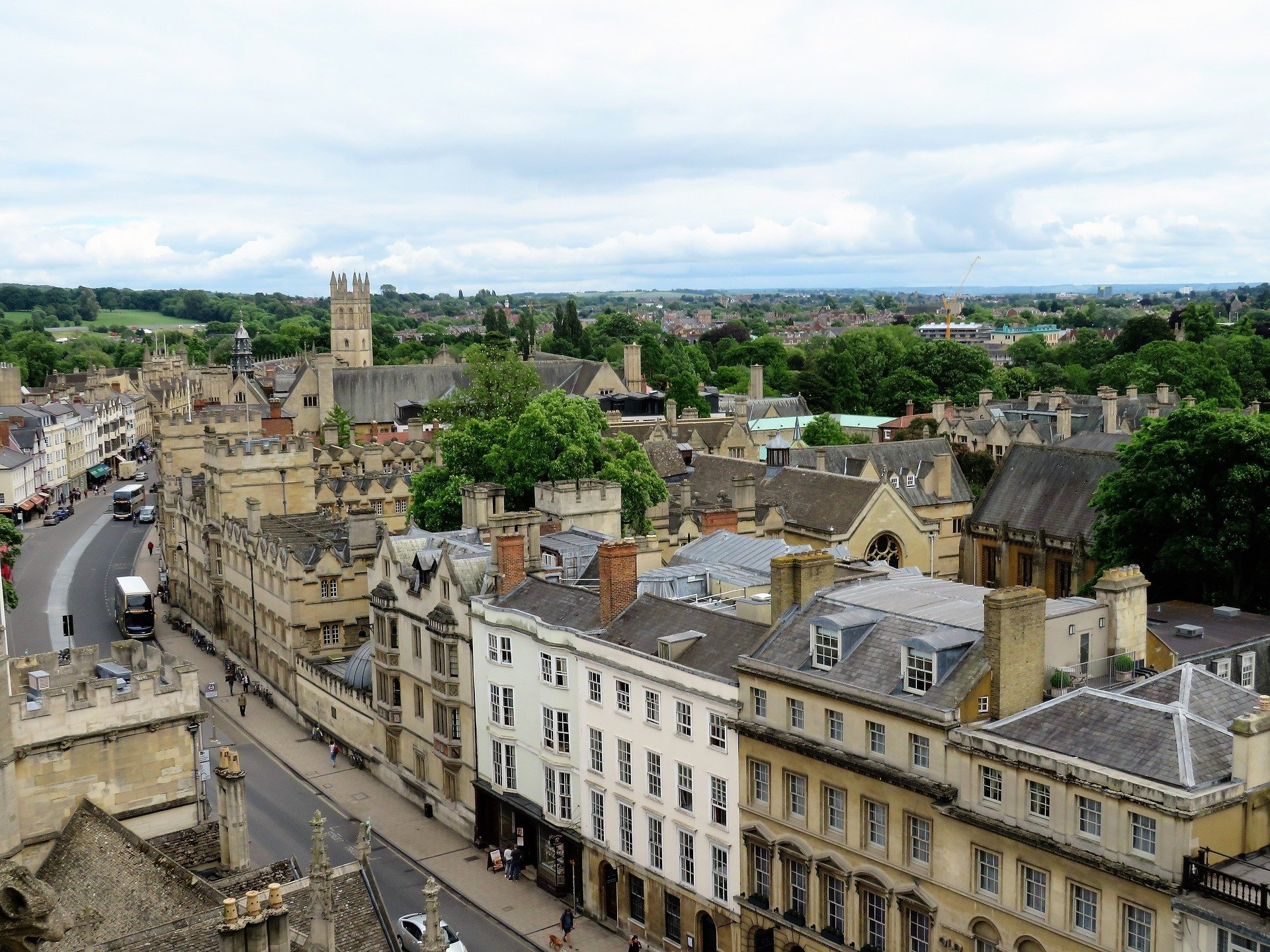 Oxfordshire 2050: Visionary or Vaporous?