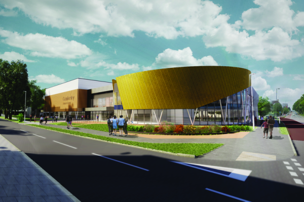 Places Leisure signs up to build £22m centre in Camberley