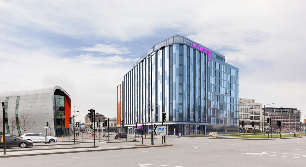 Hotels and flats approved at Slough library site