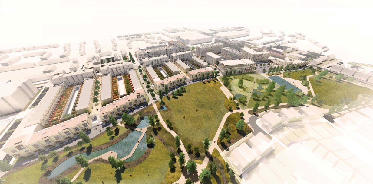 New Sheerwater regeneration scheme set for approval