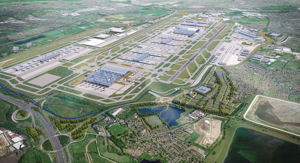 Councils to fight on after Heathrow expansion ruling
