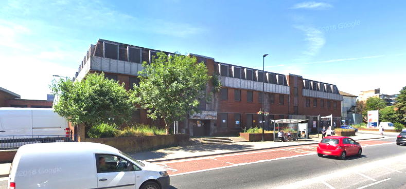 Flats planned for derelict Aylesbury offices