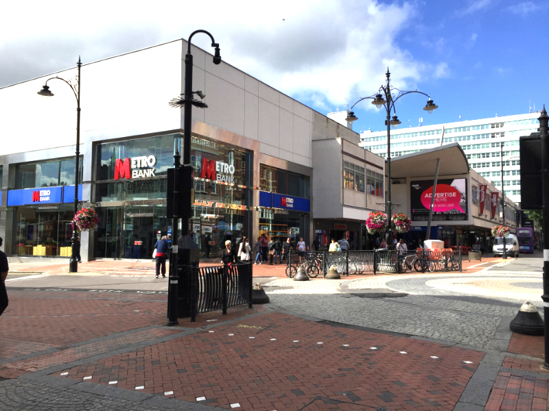 New Look to stay at Broad Street Mall
